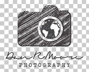 Logo Photography Photographer Black And White PNG