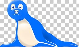 Earless Seal Open Harp Seal PNG