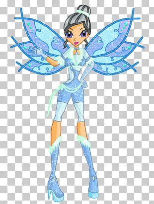 Fairy Illustration Costume Design Figurine PNG