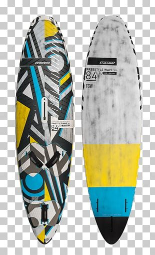 Windsurfing Wave Caster Board Sail PNG
