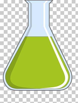 Erlenmeyer Flask Chemistry Laboratory Flasks Beaker PNG