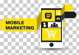 Digital Marketing Mobile Marketing Brand PNG