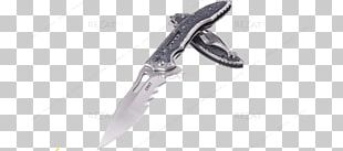 Knife Serrated Blade Weapon Clip Point PNG
