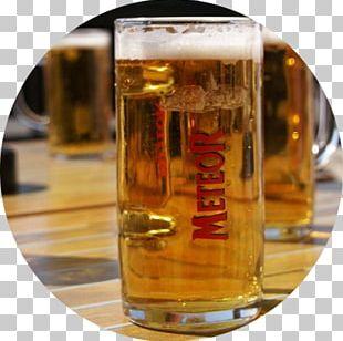 Meteor Beer Pilsner Urquell Lager PNG