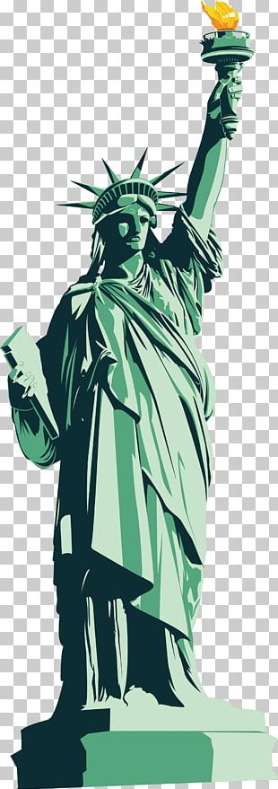 Statue Of Liberty Tourist Attraction PNG