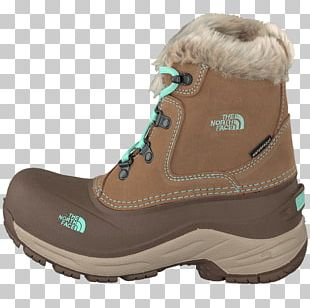 Snow Boot Shoe Hiking Boot The North Face PNG