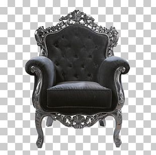 Chair Furniture Living Room Fauteuil PNG