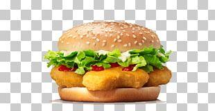 Hamburger Chicken Nugget Whopper Burger King PNG