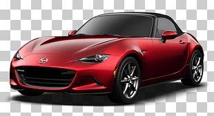 2018 Mazda CX-5 Car 2018 Mazda MX-5 Miata RF Grand Touring Retractable Hardtop PNG