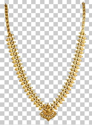 Jewellery Necklace Jewelry Design Gold PNG