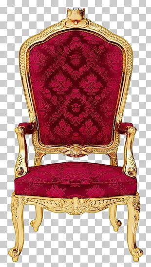 Throne Chair PNG