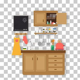Kitchen Table Web Design PNG