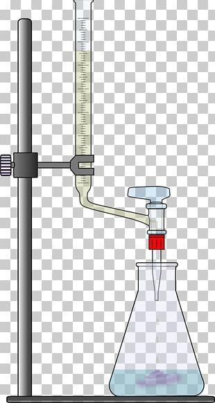 Titration Beaker PNG