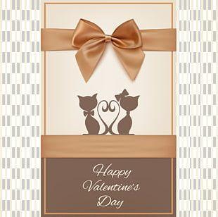 Wedding Invitation Valentine's Day Greeting Card PNG