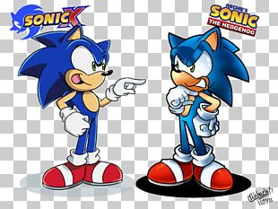 Sonic The Hedgehog Archie Comics PNG