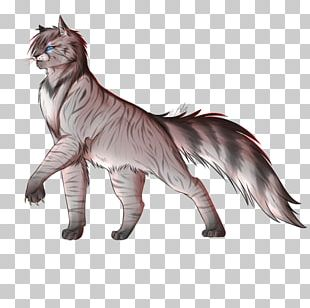 Whiskers Wildcat Norwegian Forest Cat Warriors Drawing PNG