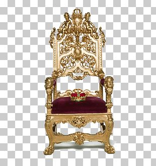 Luxury Throne PNG