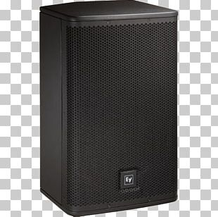 Microphone Electro-Voice Powered Speakers Loudspeaker Audio PNG