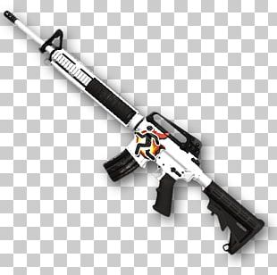 H1Z1 ArmaLite AR-15 Weapon PlayerUnknown's Battlegrounds Battle Royale Game PNG