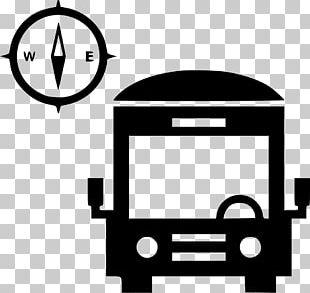 Airport Bus Public Transport Bus Service School Bus PNG