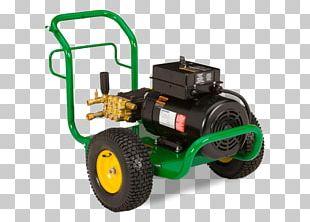 Pressure Washing John Deere Direct Drive Mechanism Electric Motor Car PNG