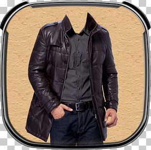 Leather Jacket PNG