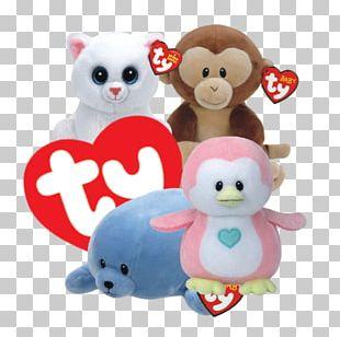 Plush Stuffed Animals & Cuddly Toys Ty Inc. Monkey PNG