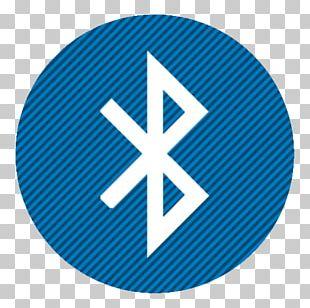 Electric Blue Symbol Brand Pattern PNG