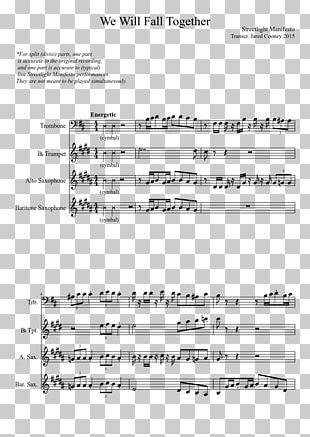 Sheet Music Piano All Of Me MuseScore PNG
