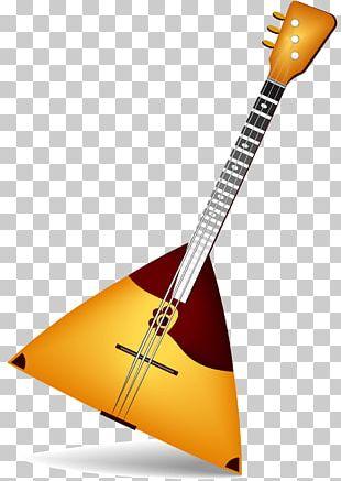 Balalaika Musical Instruments String Instruments PNG
