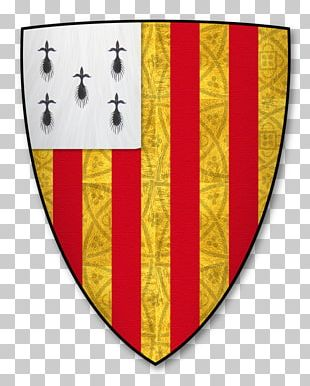 Aspilogia Roll Of Arms Coat Of Arms Blois Knight Banneret PNG