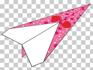 Airplane Paper Plane Template Pattern PNG