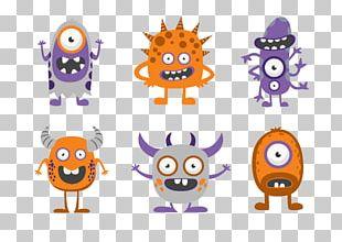 Monster Cartoon Drawing PNG