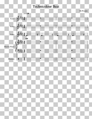Sheet Music Document Flute Violin PNG