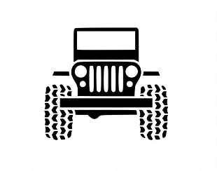 Jeep Wrangler Car Chrysler Decal PNG