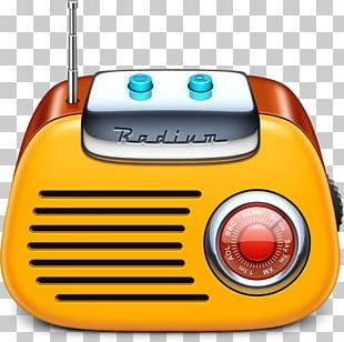 Icon Radio Microphone PNG