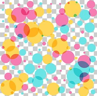 Color Circle Background PNG
