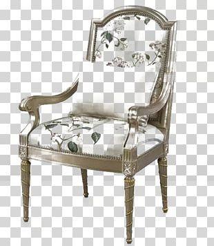 Eames Lounge Chair Fauteuil Chaise Longue PNG