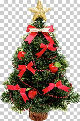 Christmas Tree Christmas Decoration New Year Tree PNG