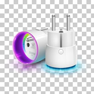 Fibar Group Z-Wave AC Power Plugs And Sockets Home Automation Kits Electric Energy Consumption PNG