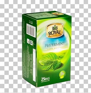 Peppermint Tea Bag Herb Twinings PNG