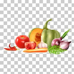Vegetable Web Banner Advertising PNG