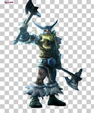 League Of Legends Olaf Smite Riot Games Video Game PNG