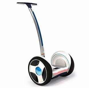 Segway PT Self-balancing Scooter Electric Vehicle Ninebot Inc. PNG
