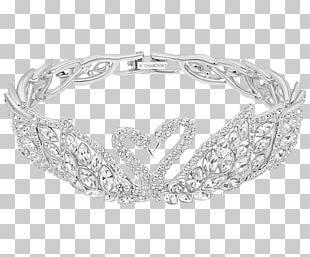 Earring Cygnini Swarovski AG Bracelet Jewellery PNG