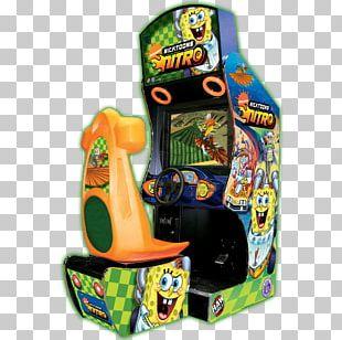 Nicktoons Nitro Nicktoons Racing Nicktoons Winners Cup Racing Arcade Game Raw Thrills PNG
