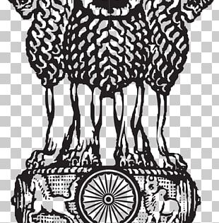 Lion Capital Of Ashoka Sarnath State Emblem Of India National Symbols Of India Satyameva Jayate PNG