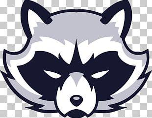 Raccoon Logo PNG