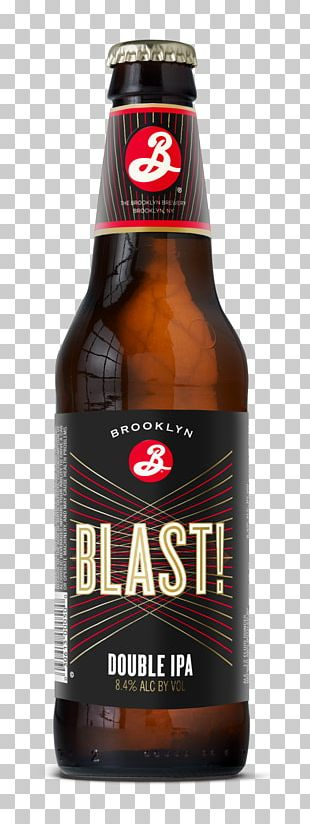 Brooklyn Brewery Beer India Pale Ale PNG