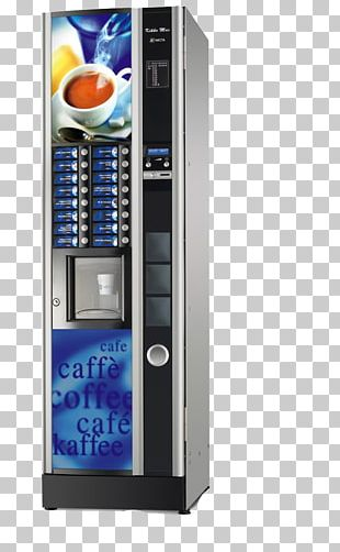 Coffee Vending Machine Hot Chocolate Vending Machines Fizzy Drinks PNG
